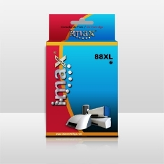IMAX CARTUCHO TINTA IMAX C9396A Nº88 XL NEGRO HP (77.5ml)  K550/ K5400/ K8600/ L7480/ L7580/ L7590/ L7680/ L7780