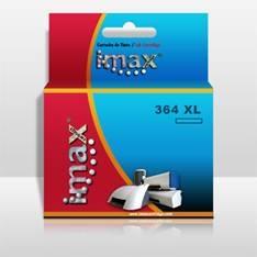 IMAX CARTUCHO TINTA IMAX CB323EE Nº364XL CIAN HP PHOTOSMART PRO (730pag) B8550/C5380/C6380/D5460