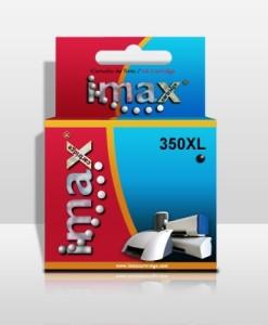 IMAX CARTUCHO TINTA IMAX CB336 Nº350XL NEGRO HP (25ml) 4250/ D4200 SERIES/ 6000/ J5730