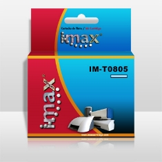 IMAX CARTUCHO TINTA IMAX T0805 CIAN COMPATIBLE EPSON STYLUS PHOTO