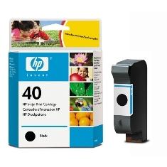 HP CARTUCHO TINTA NEGRO DJ-1200C