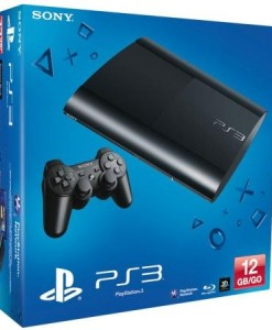 SONY ESPAÑA S.A CONSOLA SONY  PS3 SLIM 12GB FLASH