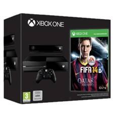 XBOX CONSOLA XBOX ONE 500 GB + FIFA 14