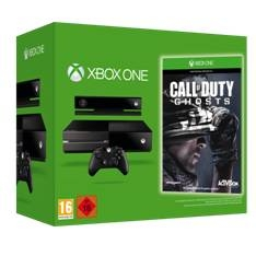 XBOX CONSOLA XBOX ONE 500 GB + JUEGO CALL OF DUTY BLACK OPS GHOST