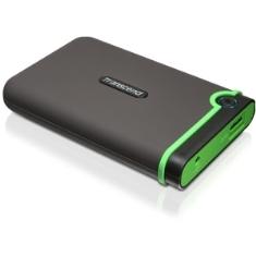 "TRANSCEND DISCO DURO EXTERNO HDD TRANSCEND TS1TSJ25M3 1TB/ 2.5""/ USB 2.0 Y 3.0 5400RPM CARCASA ANTIGOLPE"