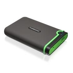 "TRANSCEND DISCO DURO EXTERNO HDD TRANSCEND TS500GS-J25M3 500GB/ 2.5"" USB 2.0 Y 3.0/ 5400RPM CARCASA ANTIGOLPE"