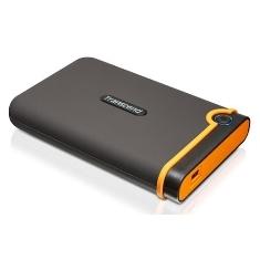 "TRANSCEND DISCO DURO EXTERNO HDD TRANSCEND TS750GSJ25M2/ 750GB/ 2.5""/ USB 2.0/ 5400RPM CARCASA ANTIGOLPE"