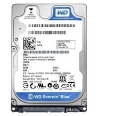 """WESTERN DIGITAL WD DISCO DURO INTERNO HDD WD BLUE 320GB 2.5"""" SATA 5400RPM 8MB CACHE"""