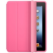 APPLE FUNDA DE POLIURETANO APPLE IPAD 3 SMART CASE ROSA, COMPLETA