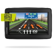 """TOMTOM GPS TOMTOM START 20 M 4.3"""" MAPAS EUROPA 45 LIVE TIME MAPS"""