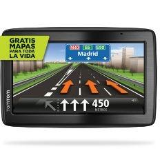 "TOMTOM GPS TOMTOM VIA 135 5"" EUROPA 45 BLUETOOTH MAPAS GRATUITOS TODA LA VIDA"