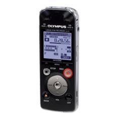 OLYMPUS GRABADORA DIGITAL OLYMPUS LS-3 4GB INTERNA + RANURA TARJETA SD(HC) / USB / FORMATOS  WAV/WMA/MP3