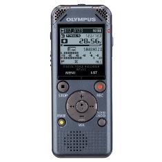 OLYMPUS GRABADORA DIGITAL OLYMPUS WS-812 GRIS 4GB + AURICULARES USB REPRODUCTOR WMA/MP3