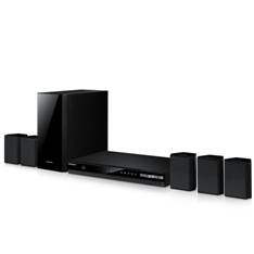 SAMSUNG ELECTRONICS IBERIA S.A HOME CINEMA  BLU RAY 3D SAMSUNG 1000W BD MKV CD DVD MP3 DOLBY DIGITAL, HDMI, WEB 5 GB, WIDI DIRECT, BLUETOOTH