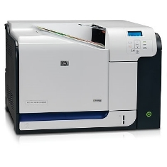 HP IMPRESORA HP LASER COLOR LASERJET CP3525DN FAX A4/ 30PPM/ 384MB/ USB/ RED/ DUPLEX