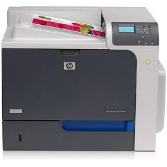 HP IMPRESORA HP LASER COLOR LASERJET ENTERPRISE CP4525DN A4/40PPM /DUPLEX / RED