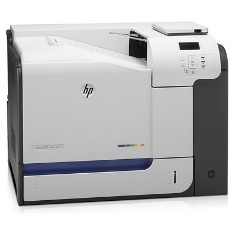 HP IMPRESORA HP LASER COLOR LASERJET ENTERPRISE M551DN A4/33PPM /DUPLEX / RED