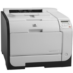 HP IMPRESORA HP LASER COLOR LASERJET PRO 400 M451DN A4 / 20PPM / 128MB/ USB/ RED/ DUPLEX