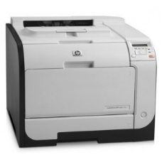HP IMPRESORA HP LASER COLOR LASERJET PRO 400 M451NW A4 / 20PPM / 128MB/ USB/ RED/ WIFI