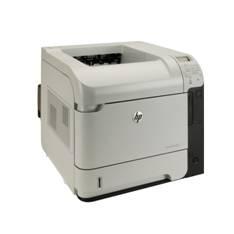 HP IMPRESORA HP LASER MONOCROMO LASERJET ENTERPRISE M603DN A4/ 60PPM/DUPLEX