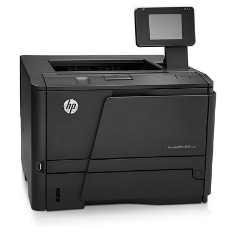 HP IMPRESORA HP LASER MONOCROMO LASERJET PRO M401DW A4/ 33PPM/ DUPLEX/ RED/ USB IMPRESION DIRECTA