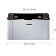 SAMSUNG ELECTRONICS IBERIA S.A IMPRESORA SAMSUNG LASER MONOCROMO SL-M2022 A4/ 20PPM/ 128MB/ USB 2.0