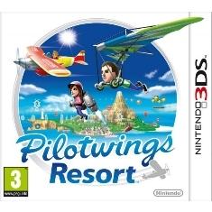 NINTENDO JUEGO NINTENDO 3DS - PILOTWINGS RESORT 3D