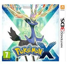 A DETERMINAR JUEGO NINTENDO 3DS - POKEMON X