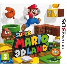 NINTENDO JUEGO NINTENDO 3DS - SUPER MARIO 3D LAND