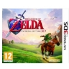 NINTENDO JUEGO NINTENDO 3DS - ZELDA: OCARINA OF TIME POUCH PACK