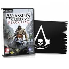 UBISOFT JUEGO PC - ASSASSIN`S CREED 4 BLACK FLAG