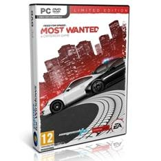 A DETERMINAR JUEGO PC - NEED FOR SPEED MOST WANTED LIMITED EDITION