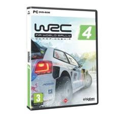 A DETERMINAR JUEGO PC- WRC4
