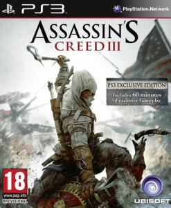 UBISOFT JUEGO PS3 - ASSASSIN`S CREED 3