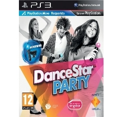 SONY ESPAÑA S.A JUEGO PS3 - DANCESTAR PARTY
