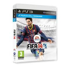 ELECTRONIC ARTS SOFTWARE S.A (EA) JUEGO PS3 - FIFA 14