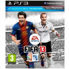 ELECTRONIC ARTS SOFTWARE S.A (EA) JUEGO PS3 - FIFA13