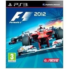 A DETERMINAR JUEGO PS3 - FORMULA 1 2012
