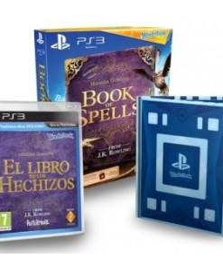 SONY ESPAÑA S.A JUEGO PS3 MOVE - WONDERBOOK :  EL LIBRO DE LOS HECHIZOS ( LIBRO + JUEGO)