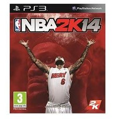 A DETERMINAR JUEGO PS3 - NBA 2K14