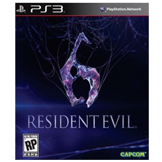 A DETERMINAR JUEGO PS3 - RESIDENT EVIL 6