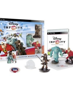 SONY ESPAÑA S.A JUEGO PS3 - STARTER PACK INFINITY