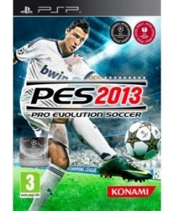 KONAMI JUEGO PSP -  PRO EVOLUTION SOCCER 2013