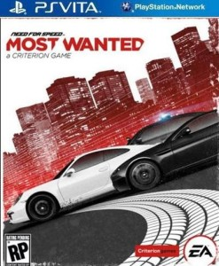 A DETERMINAR JUEGO PSP VITA - NEED FOR SPEED MOST WANTED
