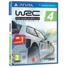 A DETERMINAR JUEGO PSVITA - WRC4