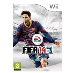 ELECTRONIC ARTS SOFTWARE S.A (EA) JUEGO WII - FIFA 14