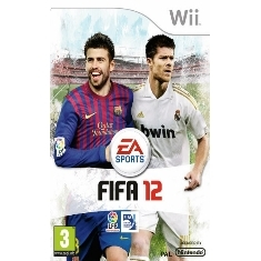 ELECTRONIC ARTS SOFTWARE S.A (EA) JUEGO WII - FIFA 2012