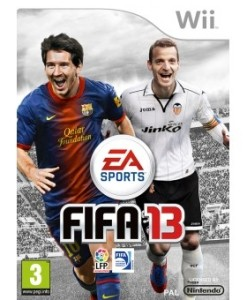 ELECTRONIC ARTS SOFTWARE S.A (EA) JUEGO WII - FIFA13