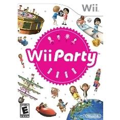 NINTENDO JUEGO WII - WII PARTY