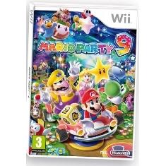 NINTENDO JUEGO Wii - MARIO PARTY 9